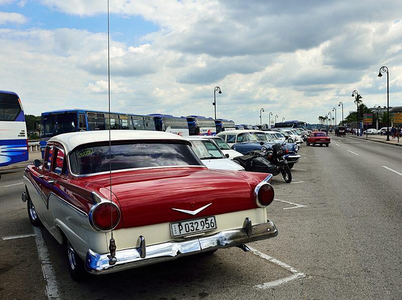 Куба. Ретро автомобили. Cuba. Retro Cars. 33