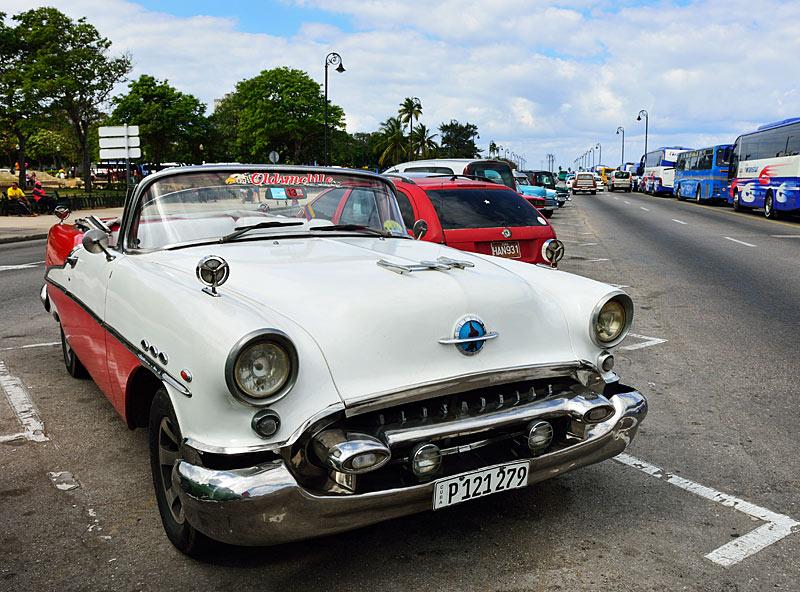 Куба. Ретро автомобили. Cuba. Retro Cars. 31