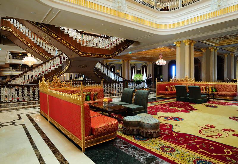Мардан Палас. Лобби. Mardan Palace. 12