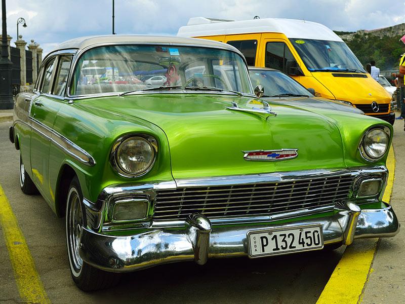 Куба. Ретро автомобили. Cuba. Retro Cars. 26