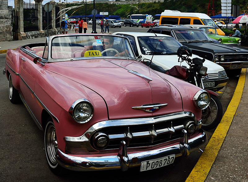 Куба. Ретро автомобили. Cuba. Retro Cars. 46
