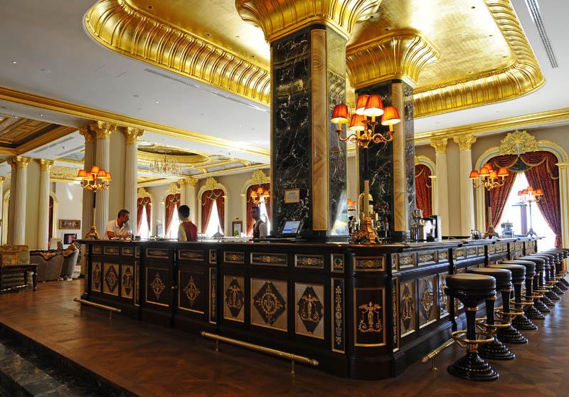 Мардан Палас. Лобби. Бар. Mardan Palace. Lobby. 38
