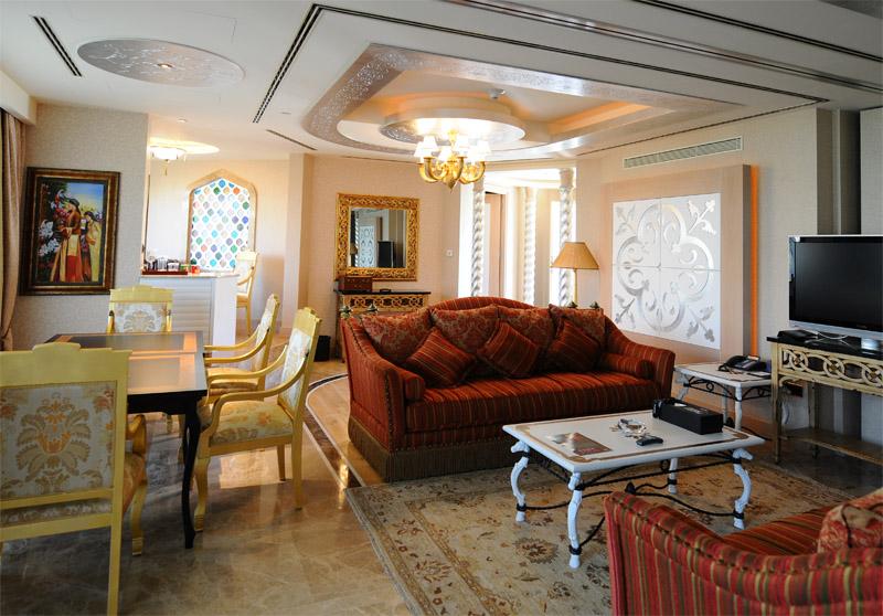 Мардан Палас. Интерьер номера. Mardan Palace. 64
