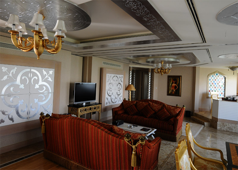 Мардан Палас. Интерьер номера. Mardan Palace. 63
