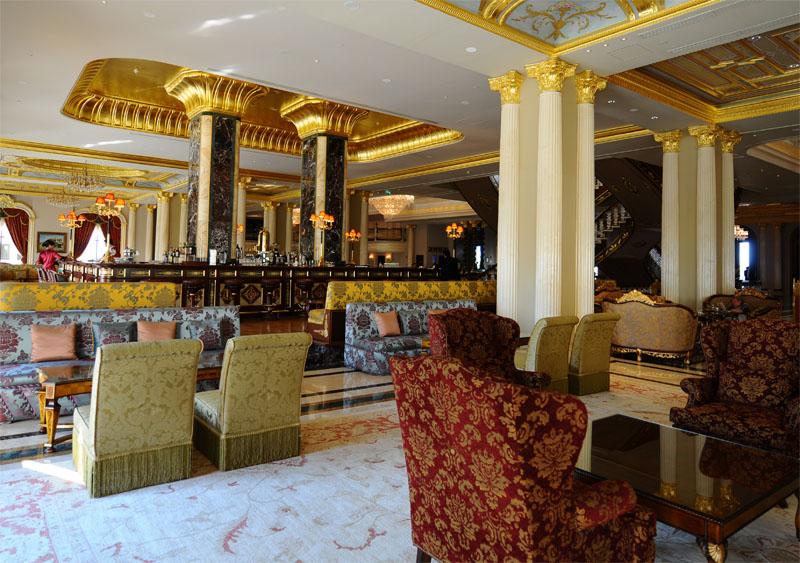 Мардан Палас. Лобби. Бар. Mardan Palace. Lobby. 39