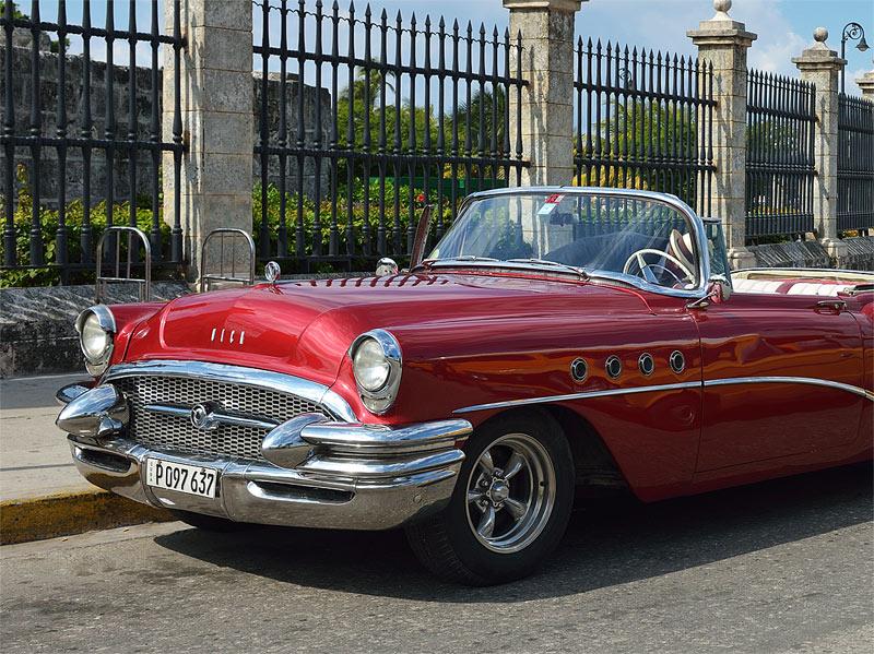 Куба. Ретро автомобили. Cuba. Retro Cars. 27