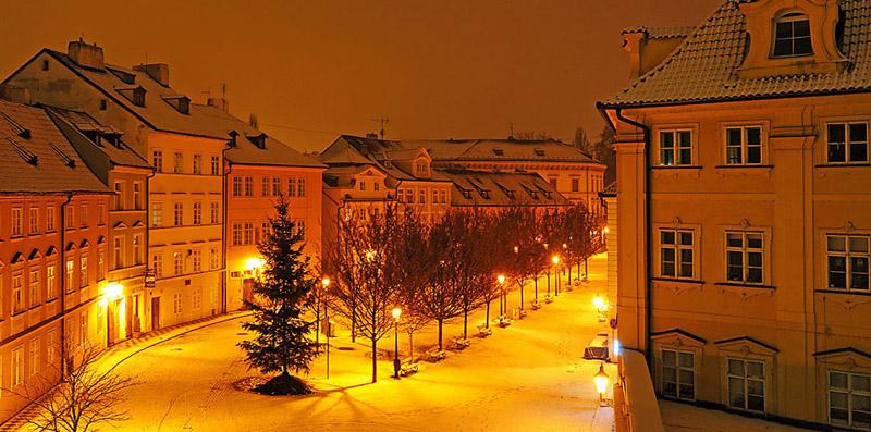 Прага в ноябре. Предложение от Alexey Shadrin.