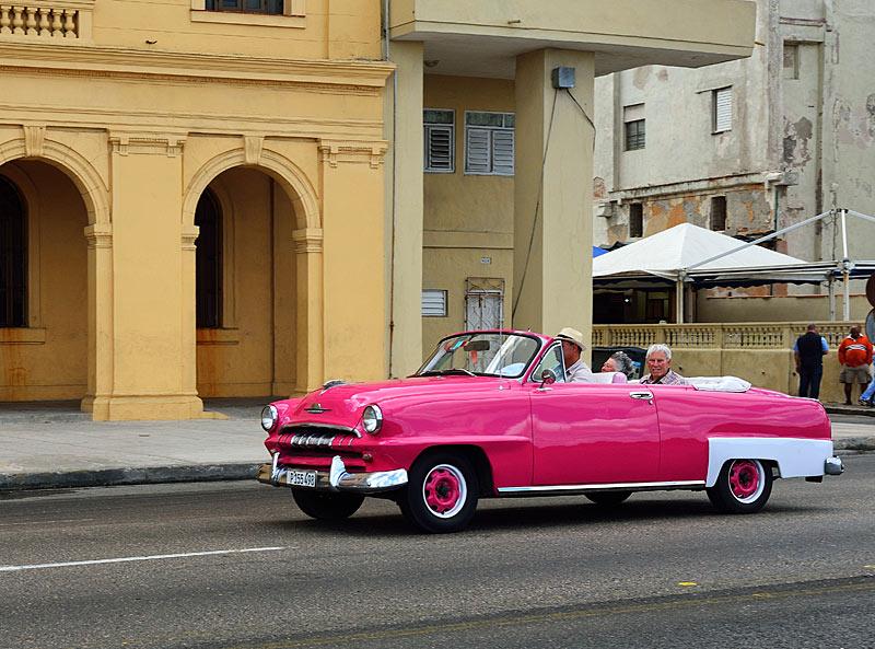Куба. Ретро автомобили. Cuba. Retro Cars. 146