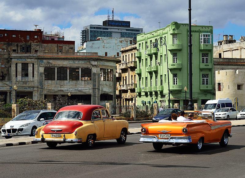 Куба. Ретро автомобили. Cuba. Retro Cars. 149