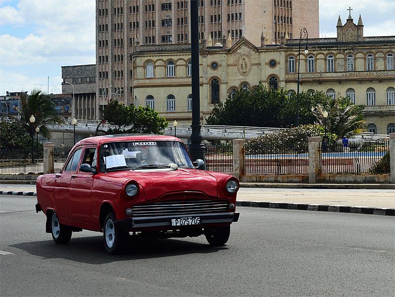 Куба. Ретро автомобили. Cuba. Retro Cars. 152