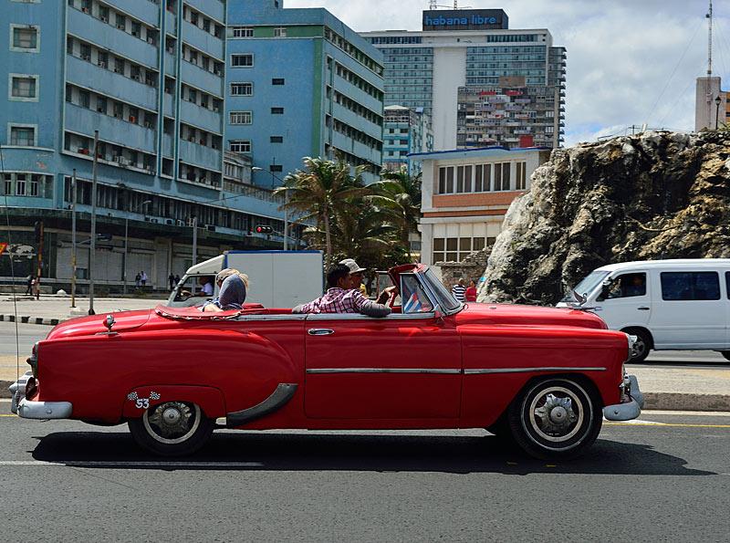 Куба. Ретро автомобили. Cuba. Retro Cars. 70