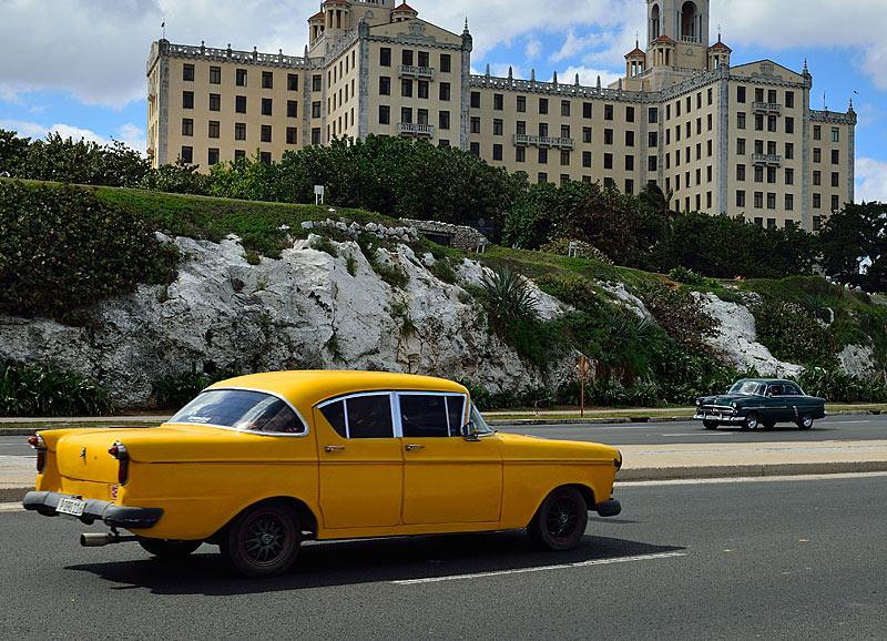 Куба. Ретро автомобили. Cuba. Retro Cars. 76