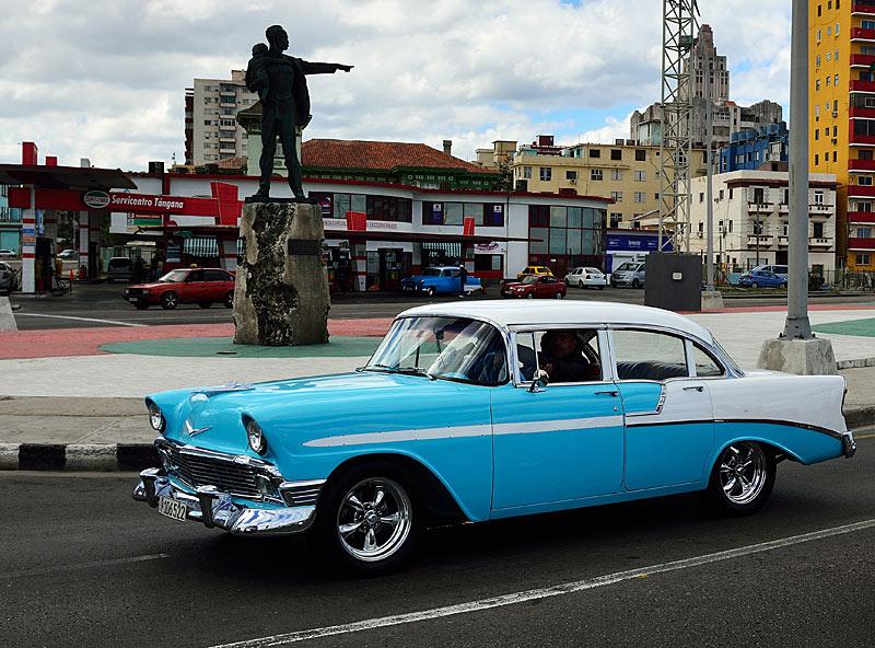 Куба. Ретро автомобили. Cuba. Retro Cars. 78