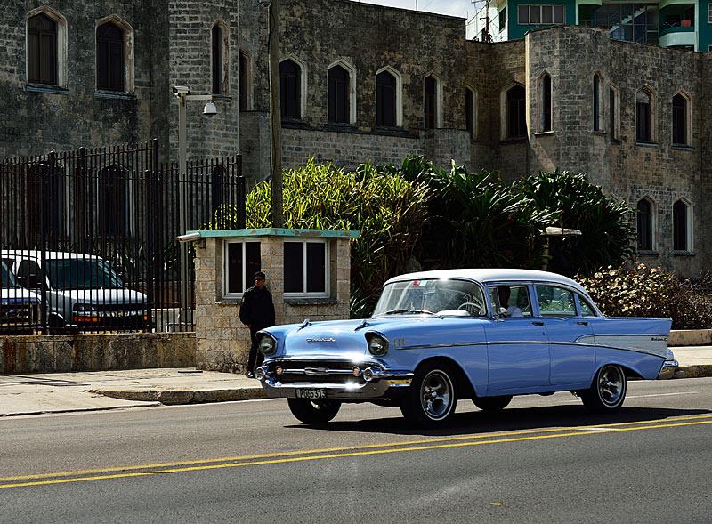 Куба. Ретро автомобили. Cuba. Retro Cars. 81