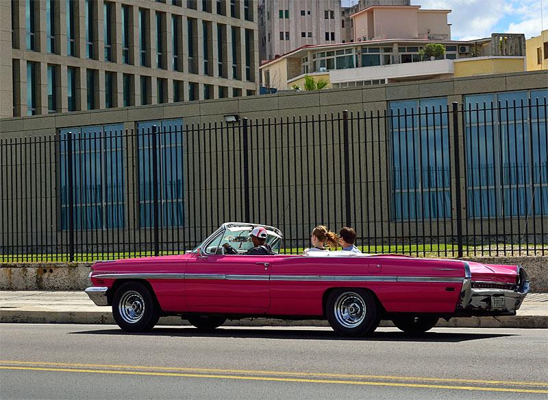 Куба. Ретро автомобили. Cuba. Retro Cars. 71