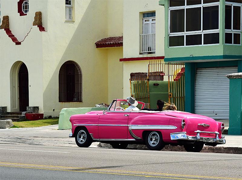 Куба. Ретро автомобили. Cuba. Retro Cars. 92