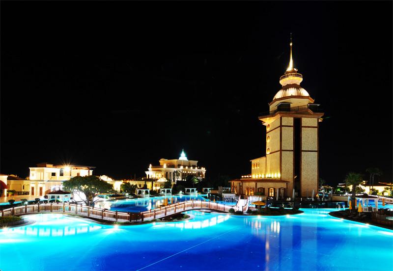 Мардан Палас. Майден Тауэр. Mardan Palace. 2