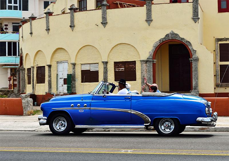 Куба. Ретро автомобили. Cuba. Retro Cars. 90
