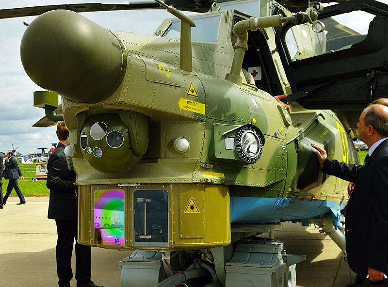 Ми-28Н. МАКС-2013. Авиашоу 33.
