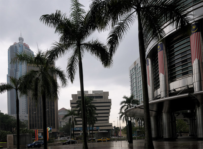 Куала-Лумпур. Петронас. Petronas. 33