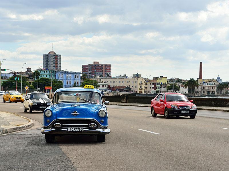 Куба. Ретро автомобили. Cuba. Retro Cars. 103