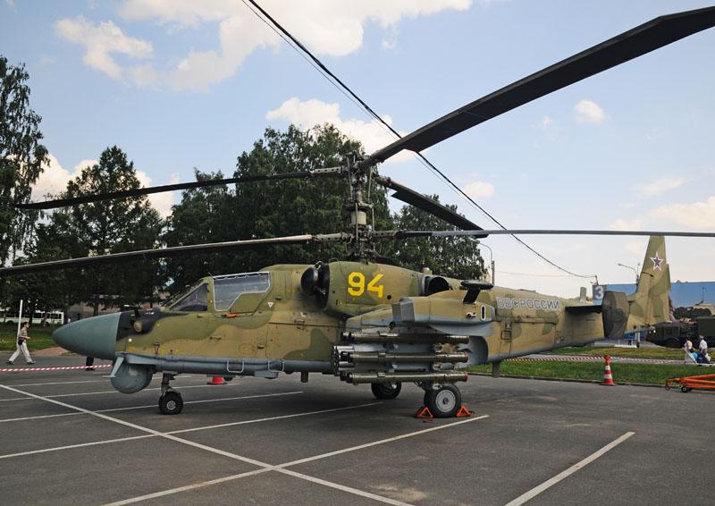 МВМС 2011. Ка-52 Аллигатор. IMDS 2011. 10