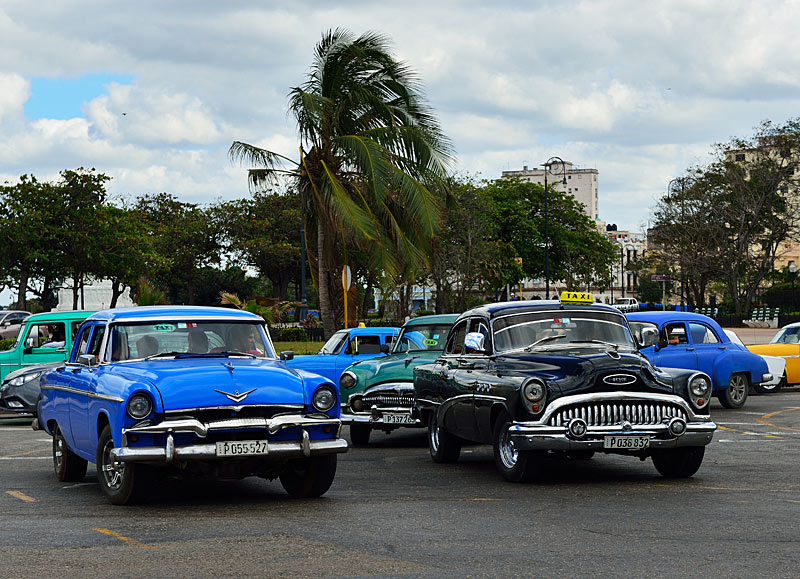 Куба. Ретро автомобили. Cuba. Retro Cars. 111