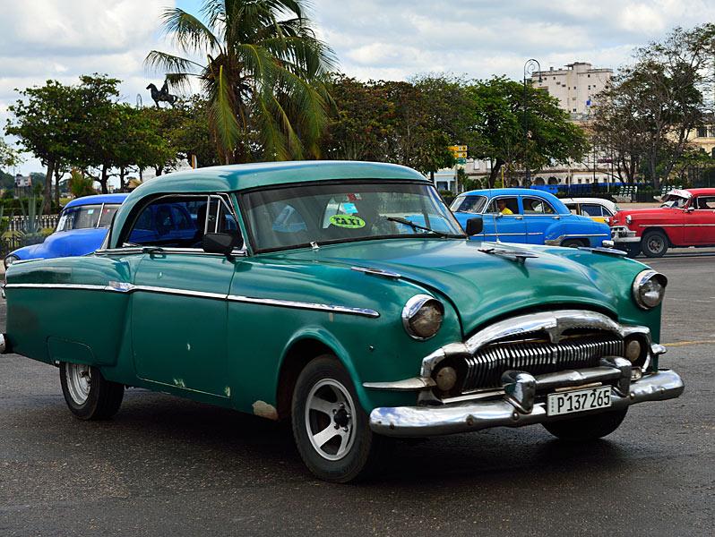 Куба. Ретро автомобили. Cuba. Retro Cars. 112