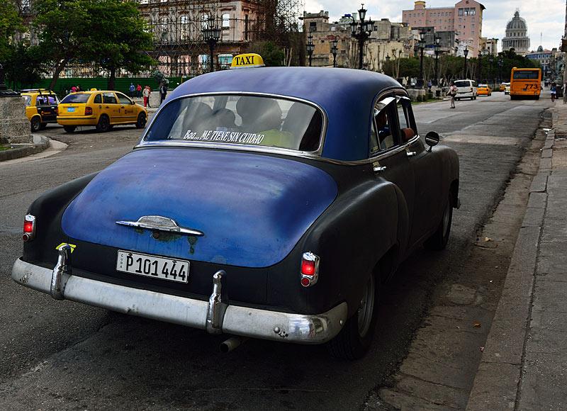 Куба. Ретро автомобили. Cuba. Retro Cars. 116