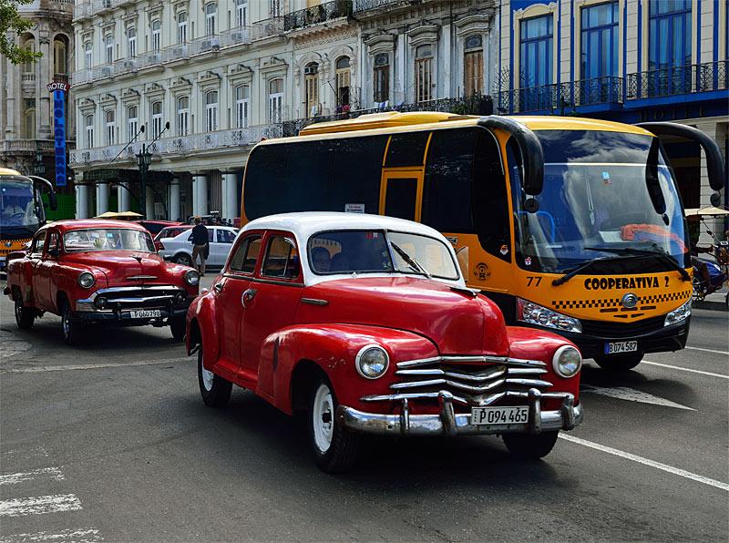 Куба. Ретро автомобили. Cuba. Retro Cars. 119