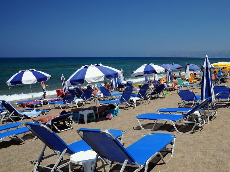 Крит. Херсониссос. Пляжи. 26.
