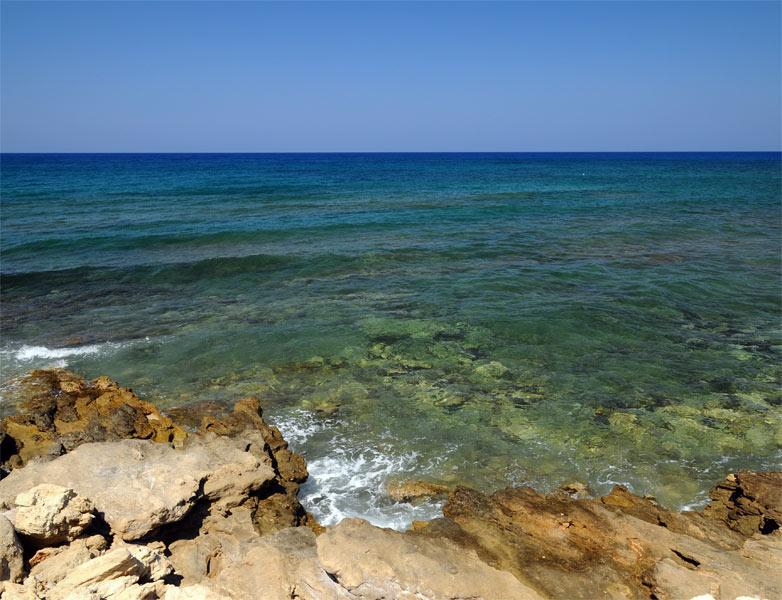 Крит. Херсониссос. Пляжи. 47