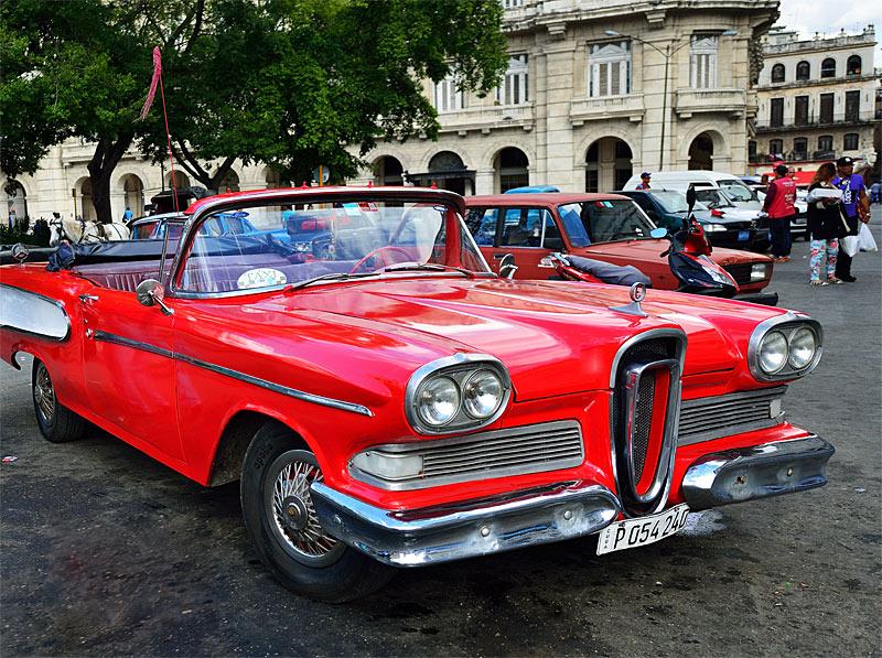Куба. Ретро автомобили. Cuba. Retro Cars. 59