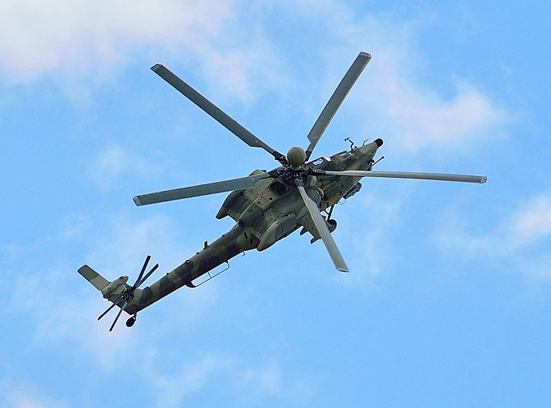 Ми-28Н. Кроп.