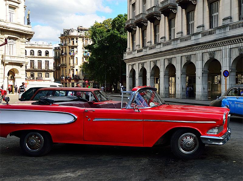 Куба. Ретро автомобили. Cuba. Retro Cars. 61