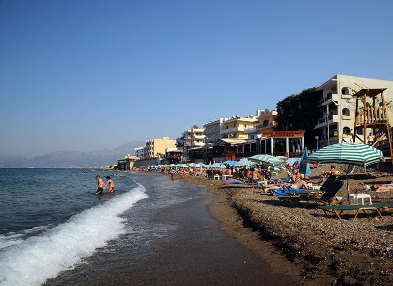 Крит. Херсониссос. Пляжи. 44