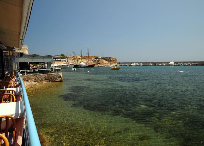 Крит. Херсониссос. Пляжи. 39