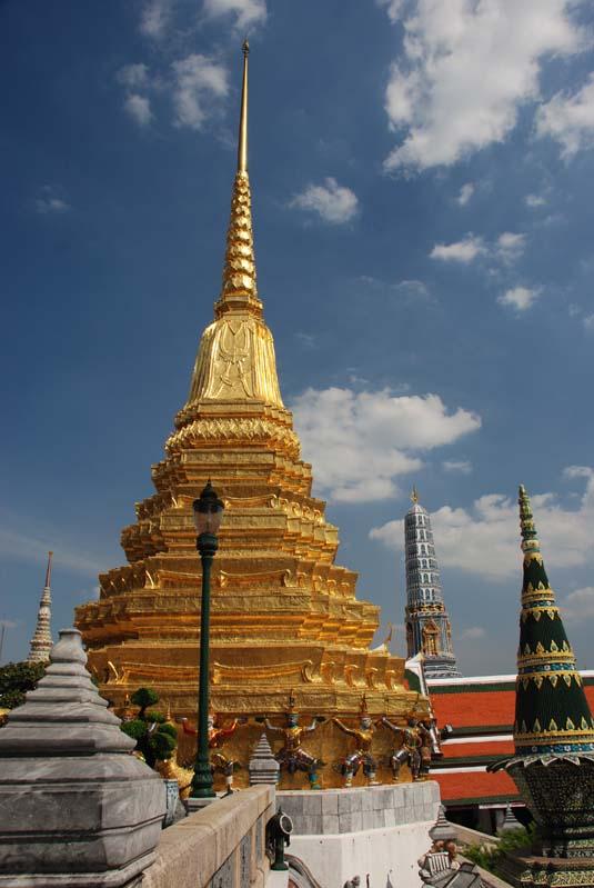 Бангкок. Большой Королевский дворец. Bangkok. King Palace.