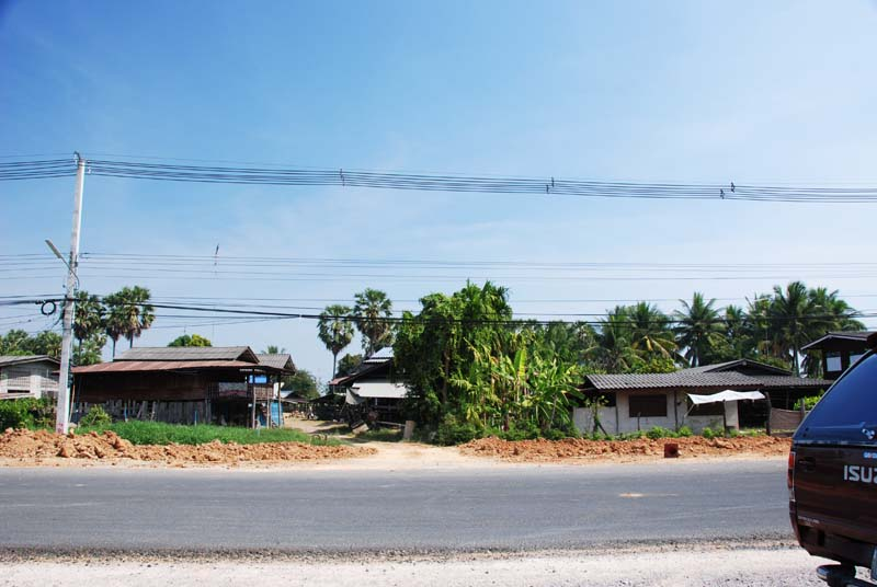 Таиланд. Дороги. Thailand. Road. 1.