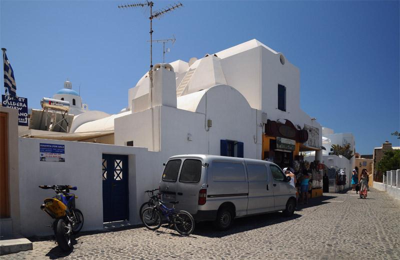 Санторини. Ия. Santorini. Oia. 62
