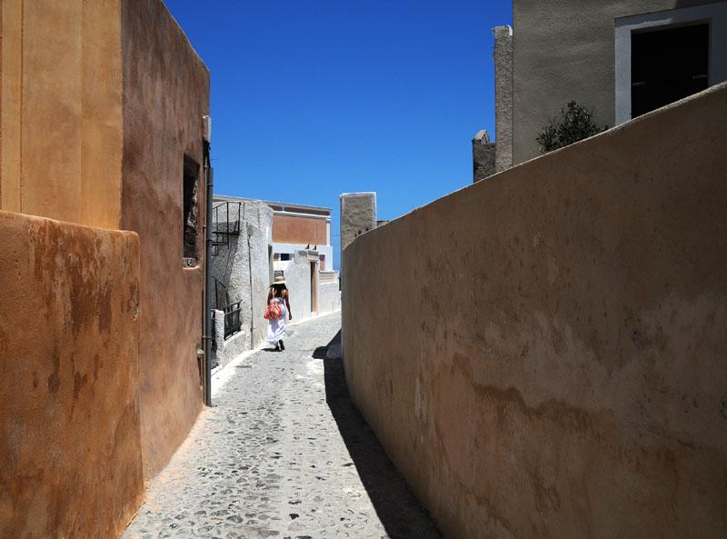 Санторини. Ия. Santorini. Oia. 68