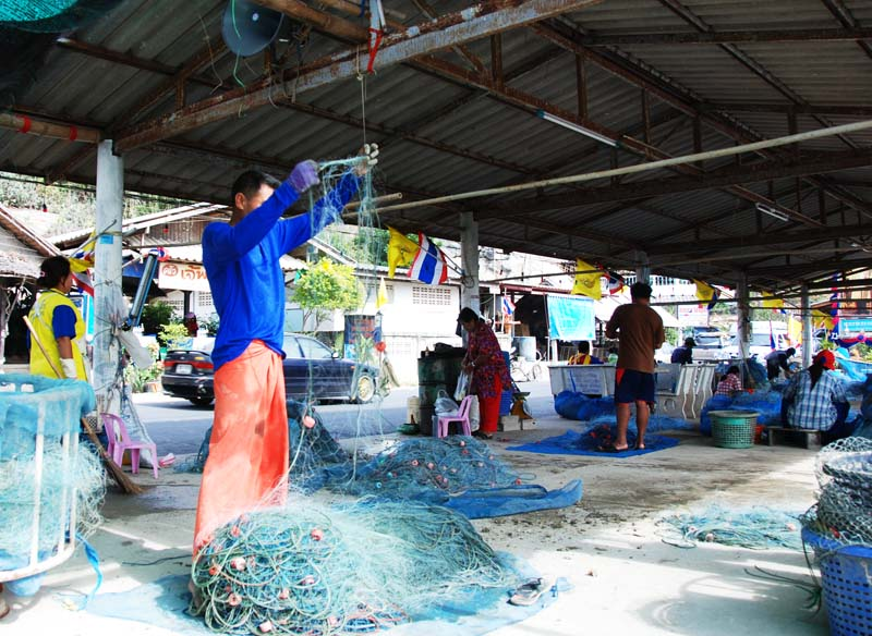 Хуа Хин. Рыбацкая деревня. Hua Hin. Fishing Village. 7.