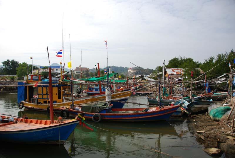 Хуа Хин. Рыбацкая деревня. Hua Hin. Fishing Village. 5.