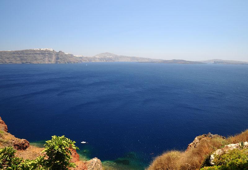 Санторини. Ия. Santorini. Oia. 117