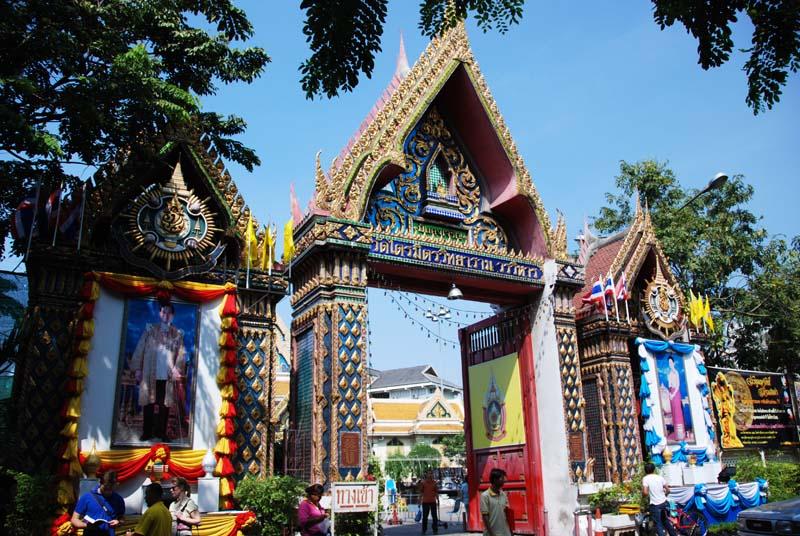 Бангкок. Чайна-таун. Bangkok. Chinatown.