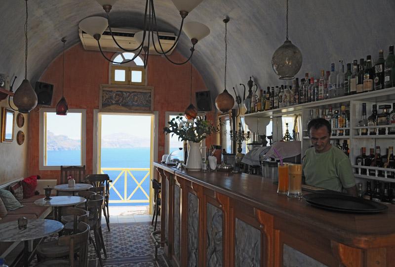 Санторини. Ия. Santorini. Oia. 150