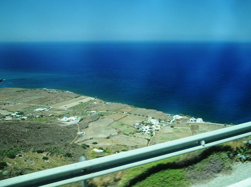 Санторини. Ия - Фира. Santorini. Oia - Fira. 181