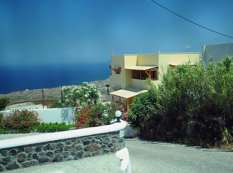 Санторини. Ия - Фира. Santorini. Oia - Fira. 188