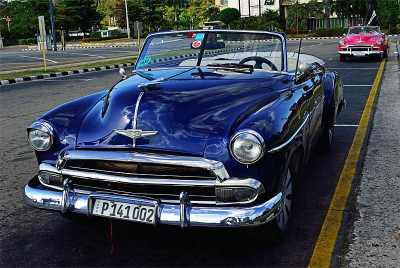 Куба. Ретро автомобили. Cuba. Retro Cars. 124