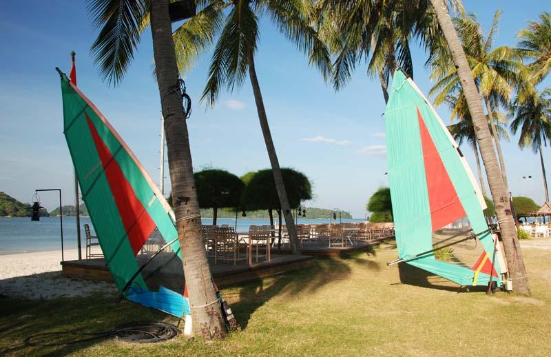 Лангкави. Отель Пеланги Бич. Langkawi. Pelangi Beach Resort. 14